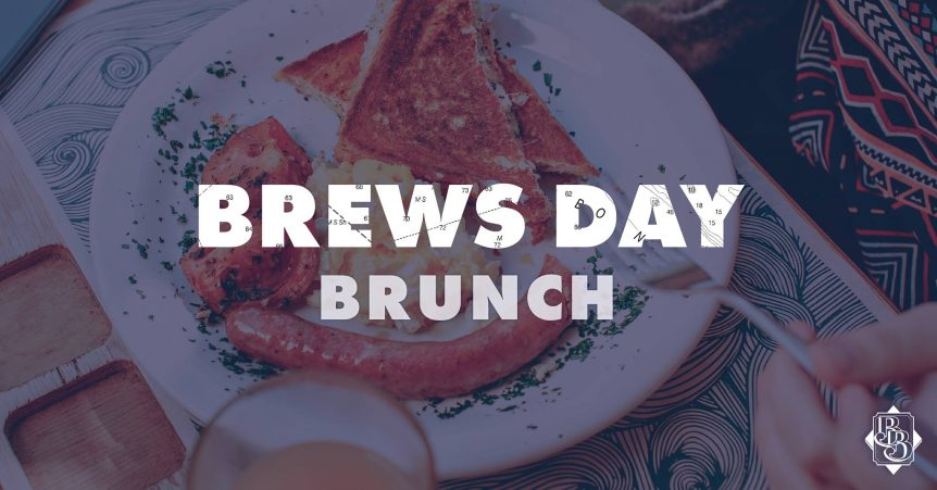 April Brews Day Events - Brews Day Brunch at Boundary Bay